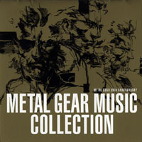 Metal Gear 20th Anniversary ~ Metal Gear Music Collection. �������� �������. Click to zoom.