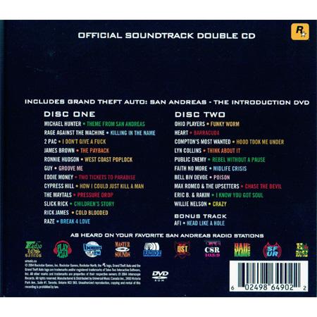 GTA San Andreas Soundtrack : Superba: Media-centric