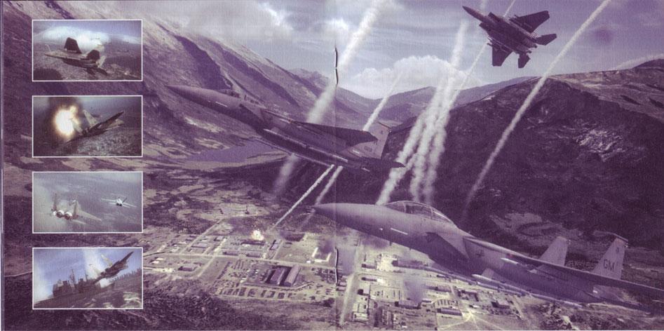 Ace Combat 6 Fires Of Liberation Original Soundtrack