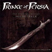 Prince Of Persia The Official Trilogy Soundtrack. Передняя обложка. Click to zoom.