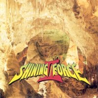 Shining Force II ~ The Ancient Sealing, Symphonic Suite. Передняя обложка. Click to zoom.