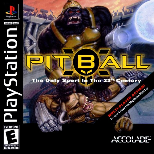 Psx Ripped Games Snesorama: Pitball (PSX) Game Rip. Soundtrack From Pitball (PSX) Game Rip