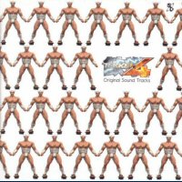 Tekken 4 Original Sound Tracks. Передняя обложка. Click to zoom.
