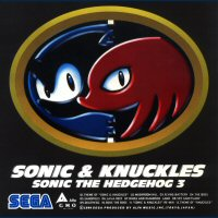 Sonic & Knuckles / Sonic the Hedgehog 3. Передняя обложка. Click to zoom.