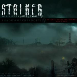 S.T.A.L.K.E.R.: Shadow of Chernobyl The Complete Original Game Soundtrack (G-OST Exclusive). Передняя обложка. Click to zoom.