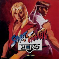 Street Fighter Zero. �������� �������. Click to zoom.