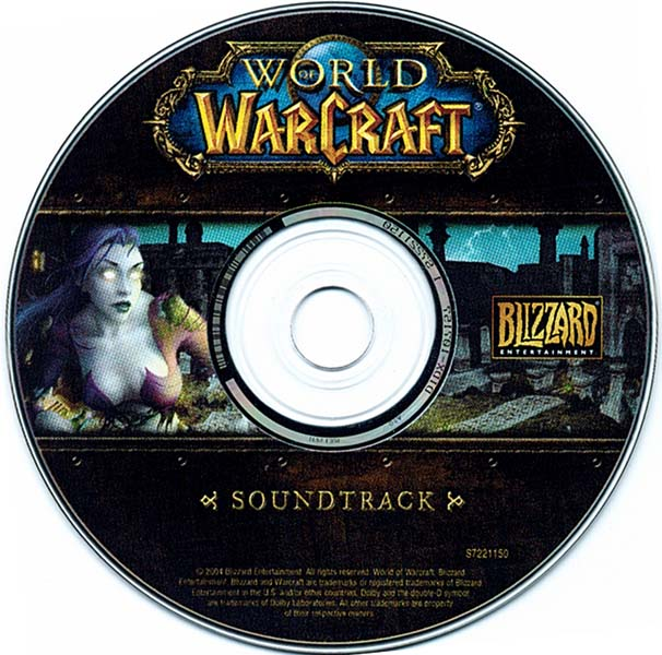 World Of Warcraft Soundtrack Soundtrack From World Of